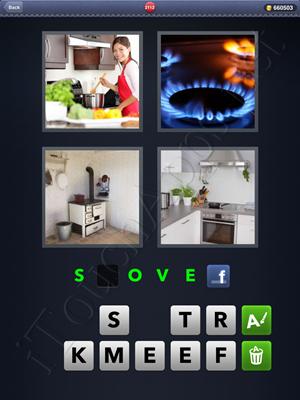 4 Pics 1 Word Level 2112 Solution