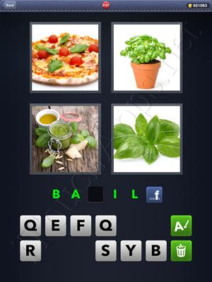 4 Pics 1 Word Level 2137 Solution