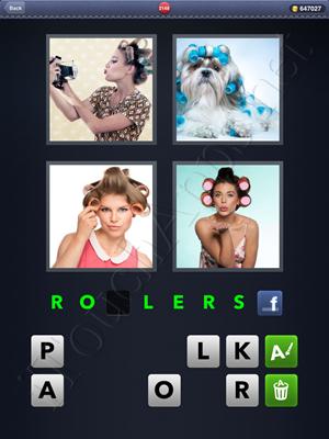 4 Pics 1 Word Level 2148 Solution