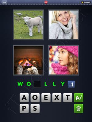 4 Pics 1 Word Level 2180 Solution