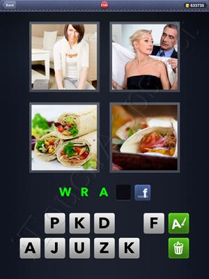 4 Pics 1 Word Level 2185 Solution