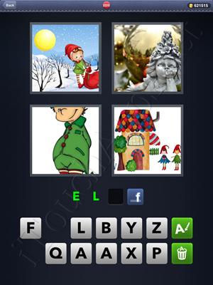 4 Pics 1 Word Level 2220 Solution