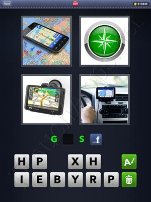 4 Pics 1 Word Level 2226 Solution