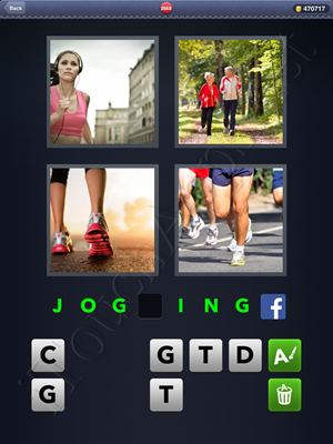 4 Pics 1 Word Level 2668 Solution