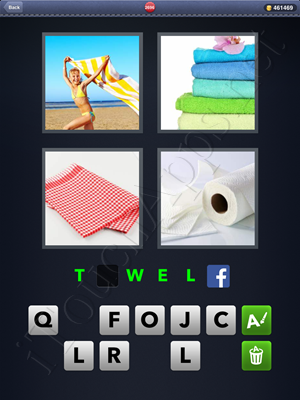 4 Pics 1 Word Level 2696 Solution