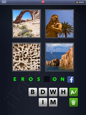 4 Pics 1 Word Level 2702 Solution