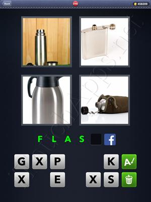 4 Pics 1 Word Level 2706 Solution