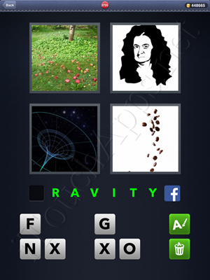 4 Pics 1 Word Level 2735 Solution