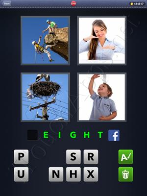 4 Pics 1 Word Level 2748 Solution
