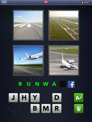 4 Pics 1 Word Level 2758 Solution