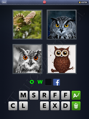 4 Pics 1 Word Level 2781 Solution