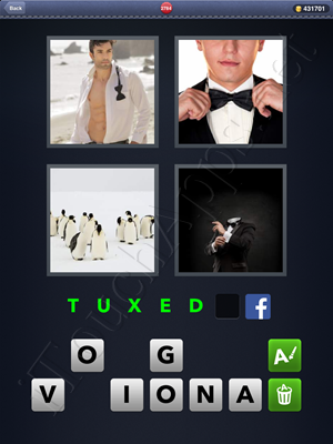 4 Pics 1 Word Level 2784 Solution