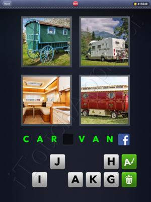 4 Pics 1 Word Level 2826 Solution