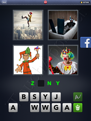 4 Pics 1 Word Level 3055 Solution