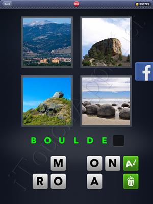 4 Pics 1 Word Level 3066 Solution