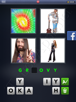 4 Pics 1 Word Level 3080 Solution