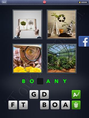 4 Pics 1 Word Level 3090 Solution
