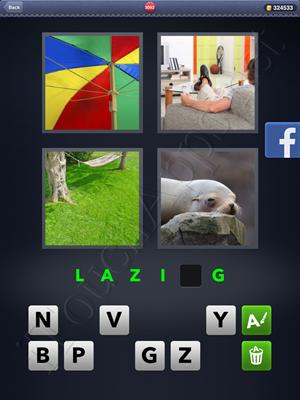 4 Pics 1 Word Level 3092 Solution