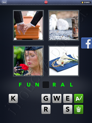 4 Pics 1 Word Level 3114 Solution