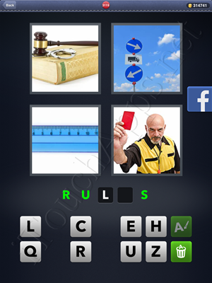 4 Pics 1 Word Level 3119 Solution