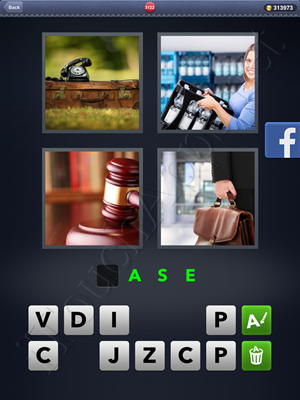 4 Pics 1 Word Level 3122 Solution