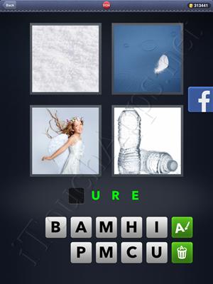 4 Pics 1 Word Level 3124 Solution