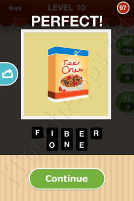 Hi Guess the Food Level 10 Pic 97 Answer