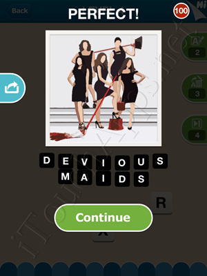 Hi Guess the TV Show Level Level 4 Pic 30 Answer