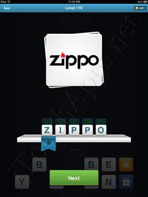 Logo Quiz Level 178 Solution