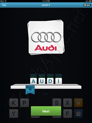 Logo Quiz Level 4 Solution