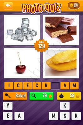 Photo Quiz Arcade Pack Level 129 Solution