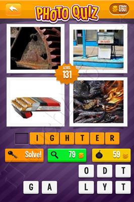 Photo Quiz Arcade Pack Level 131 Solution