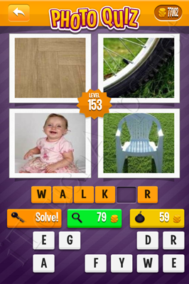 Photo Quiz Arcade Pack Level 153 Solution