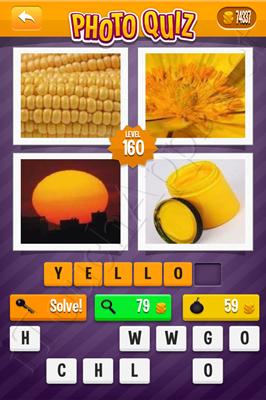 Photo Quiz Arcade Pack Level 160 Solution