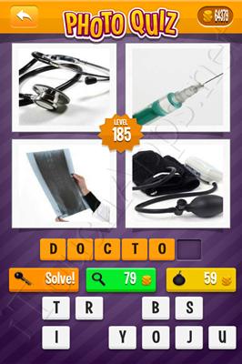 Photo Quiz Arcade Pack Level 185 Solution