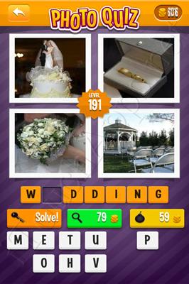 Photo Quiz Arcade Pack Level 191 Solution