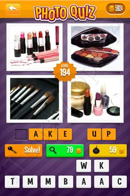 Photo Quiz Arcade Pack Level 194 Solution