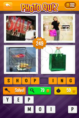 Photo Quiz Arcade Pack Level 249 Solution