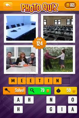 Photo Quiz Arcade Easy Pack Level 124 Solution