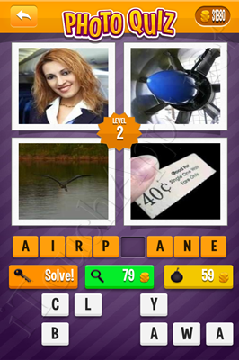 Photo Quiz Arcade Easy Pack Level 2 Solution