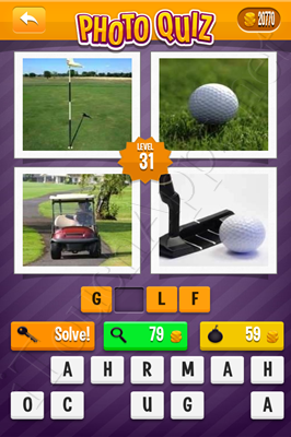 Photo Quiz Arcade Easy Pack Level 31 Solution