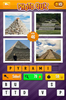 Photo Quiz Arcade Easy Pack Level 46 Solution