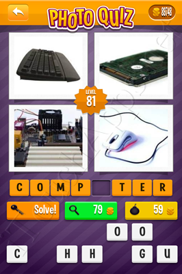 Photo Quiz Arcade Easy Pack Level 81 Solution