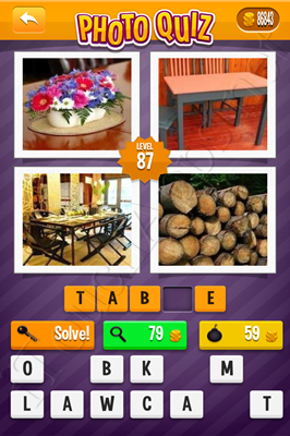 Photo Quiz Arcade Easy Pack Level 87 Solution