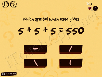 The Unbeatable Game Question 37 Answer