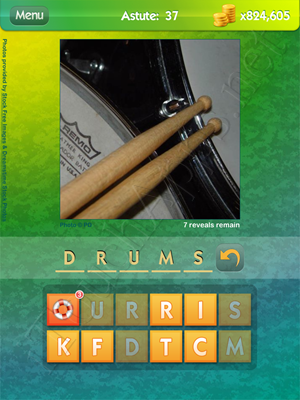 What's the Pic Astute Level 37 Solution