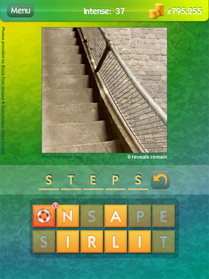 What's the Pic Intense Level 37 Solution