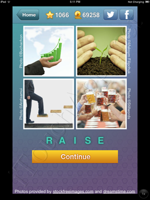 What's the Word Level 1065 Solution
