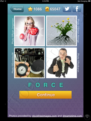 What's the Word Level 1085 Solution