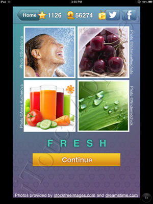 What's the Word Level 1125 Solution